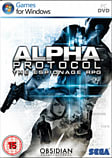 Alpha Protocol PC Games and Downloads