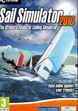 Sail Simulator 2010 PC Games and Downloads Cover Art