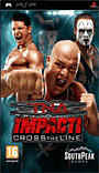 TNA Impact Cross the Line PSP