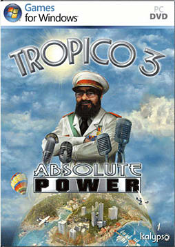 Tropico 3: Absolute Power PC Games and Downloads Cover Art