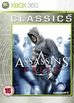 Assassins Creed Classic Xbox 360 Cover Art