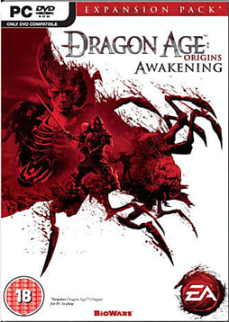 Dragon Age Origins: Awakening PC Games and Downloads Cover Art