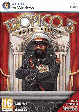 Tropico 3 Gold Edition PC Games and Downloads Cover Art