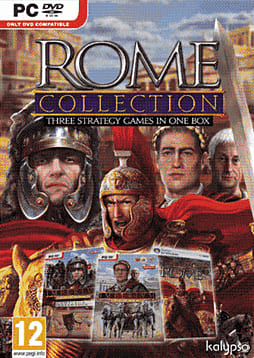Rome Collection PC Games and Downloads Cover Art