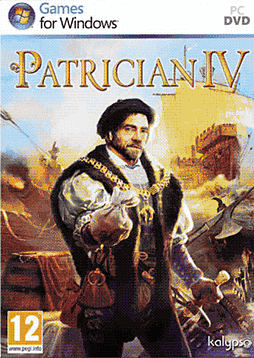 Patrician IV PC Games and Downloads Cover Art