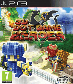 3D Dot Game Heroes Xbox Ps3 Pc jtag rgh dvd iso Xbox360 Wii Nintendo Mac Linux