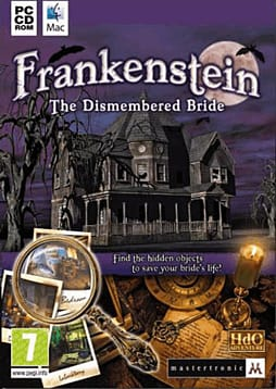 Frankenstein: The Dismembered Bride PC Games and Downloads Cover Art