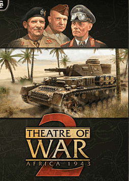 Theatre of War II: Africa 1943 PC Games and Downloads 