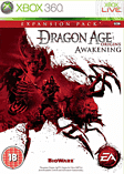 Dragon Age Origins: Awakening Xbox 360