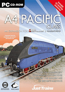 A4 Pacific Class PC Games and Downloads Cover Art