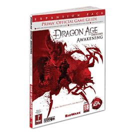 Dragon Age: Awakening Strategy Guide Strategy Guides and Books 
