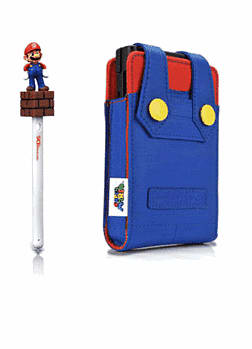 Nintendo DS Character Kit - Mario Accessories 