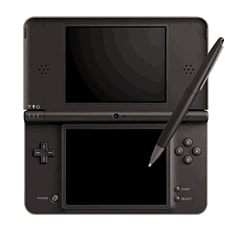 Nintendo DSi XL Dark Brown Console DSi and DS Lite