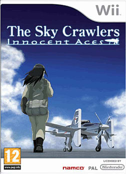 Sky Crawlers Wii Cover Art