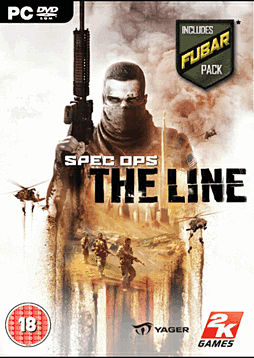 Spec Ops: The Line PC Games and Downloads Cover Art