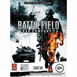 Battlefield: Bad Company 2 Strategy Guide Strategy Guides and Books