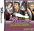 Ace Attorney: Miles Edgeworth Investigates DSi and DS Lite