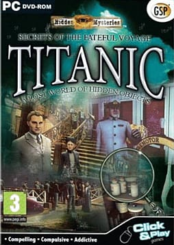 Titanic Secret of the Fateful Voyage PC Games and Downloads Cover Art