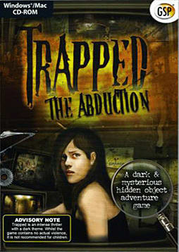 Trapped: The Abduction PC Games and Downloads Cover Art