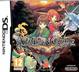 Avalon Code DSi and DS Lite Cover Art