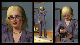 The Sims 3: Create a Sim screen shot 2