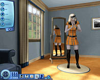 The Sims 3: Create a Sim screen shot 3