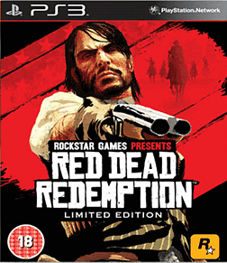 Red Dead Redemption Limited Edition PlayStation 3 Cover Art