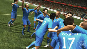 PS3 FIFA WORLD CUP 2010 screen shot 4