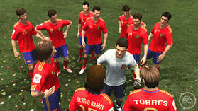PS3 FIFA WORLD CUP 2010 screen shot 6
