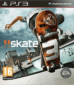 Skate 3 PlayStation 3 Cover Art
