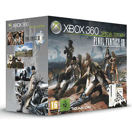 Final Fantasy XIII Super Elite Bundle Xbox 360