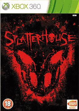 Splatterhouse Xbox 360