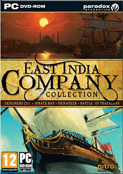 East India Company Collection Gold Pack PC Games and Downloads Cover Art