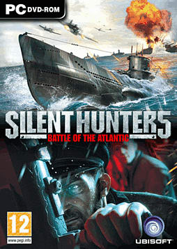 Silent Hunter 5 PC Games and Downloads Cover Art