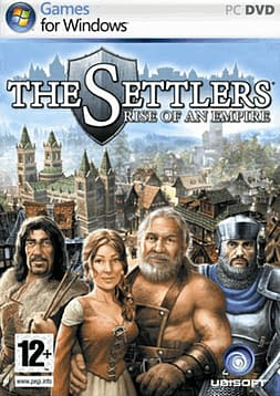 The Settlers VI: Rise of an Empire PC Games and Downloads Cover Art