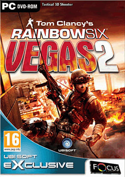 Tom Clancy's Rainbow 6 Vegas 2 PC Games and Downloads Cover Art