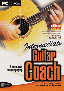 Intermediate Guitar Coach Computing
