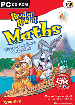 Reader Rabbit Maths - Ages 6-8 Computing
