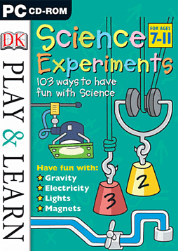 Play & Learn - Science Experiments - Ages 7-11 Computing