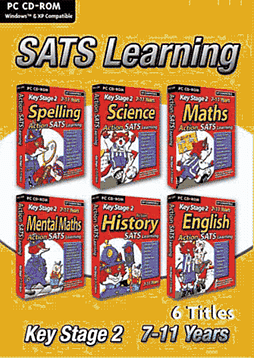 Action SATS - Key Stage 2 - 6 Computing