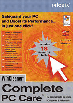WinCleaner - Complete PC Care Computing