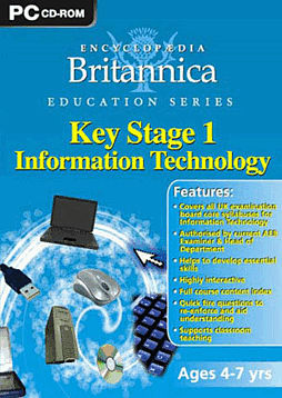 Encyclopaedia Britannica - Key Stage 1 - Information Technology Computing
