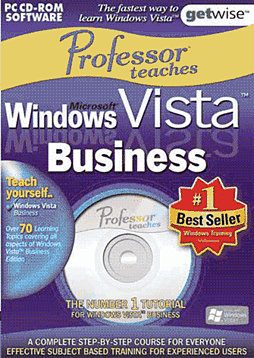 Professor Teaches - Windows Vista Business Computing