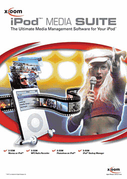iPod Media Suite Computing