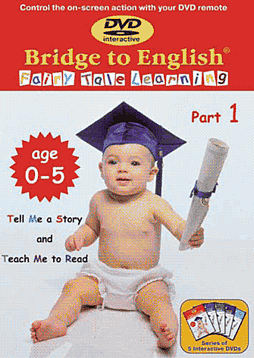 Bridge to English - Fairy Tale Learning - Part 1 (DVD) Computing