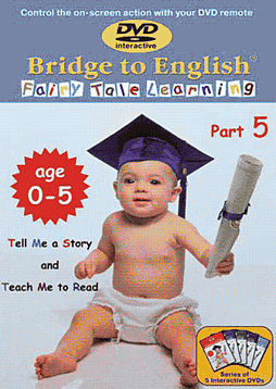 Bridge to English - Fairy Tale Learning - Part 5 (DVD) Computing