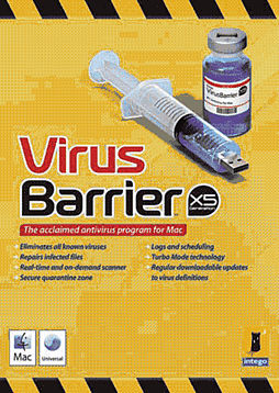 Virus Barrier X5 Computing