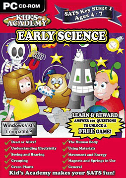 Kids Academy - Key Stage 1 - Science: Early Science Computing