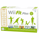 Wii Fit Plus (with Wii Balance Board) Nintendo Wii