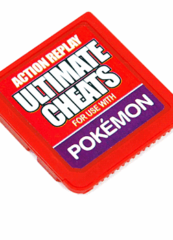 Ultimate Cheats Pokemon Accessories
